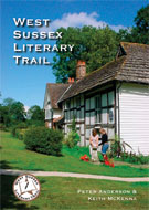 West Sussex Literary Trail cover